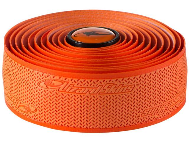Lizard Skins DSP Styrbånd 2,5mm orange (2019)   Bar tape